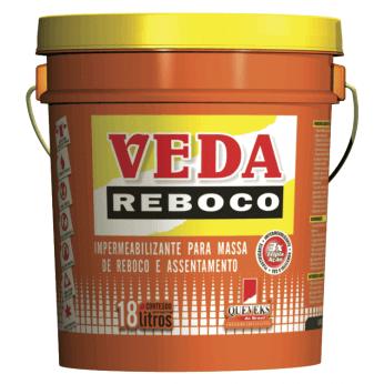 Veda Reboco - Aditivo para Argamassa e Concreto