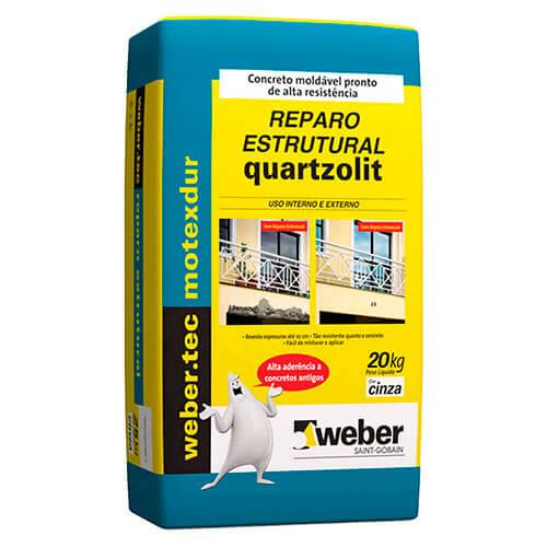 Reparo estrutural Quartzolit