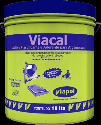 Viacal - Plastificante para argamassa