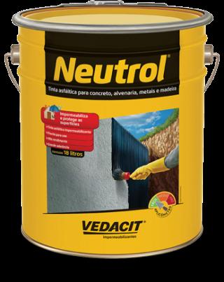 Neutrol - Tinta asfáltica
